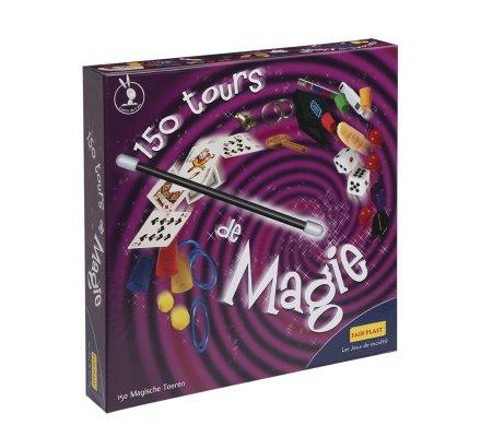 Coffret de magie 150 tours
