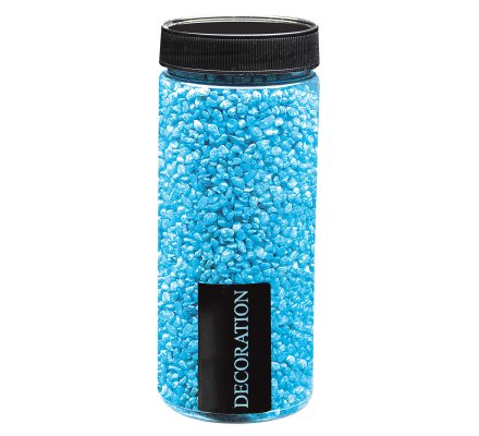 Granulat turquoise env. 750G