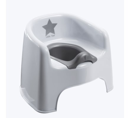 Pot pour bébé, siège luxe avec réservoir amovible