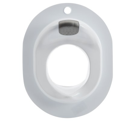 Siège pour bébé, réducteur de toilette/WC avec dossier 38x30cm