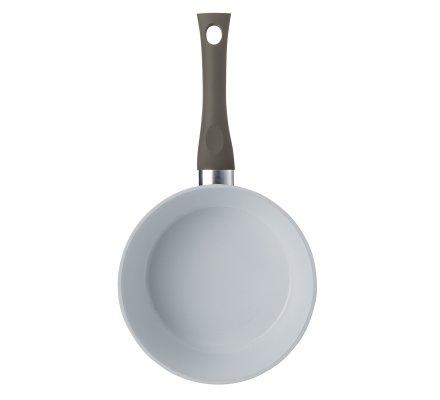 Lot de 2 casseroles en aluminium forgé revêtement céramique 16 cm et 18cm