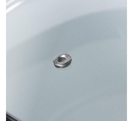 Sauteuse en aluminium forgé revêtement céramique D28cm