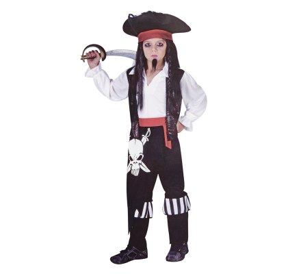 Déguisement enfant pirate 10-12 ans
