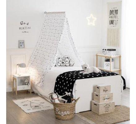 Ciel de lit pour enfant tipi Atmosphéra 155x100cm