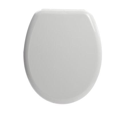 Abattant WC Picolo en Thermoplastique blanc marque Allibert