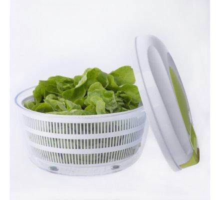 Essoreuse à salade avec système de cordon pour un essorage pratique D 24cm