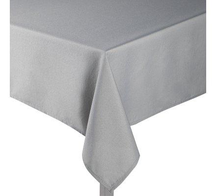 Nappe anti-tache 140x240cm gris clair