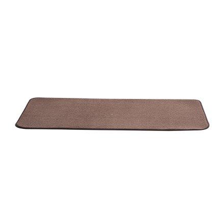 Tapis, paillasson magique super absorbant et antidérapant marron 81x41cm