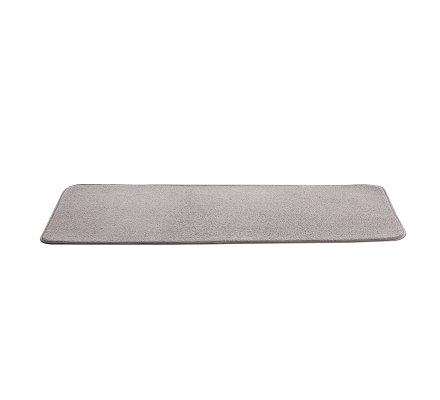 Tapis, paillasson magique super absorbant et antidérapant gris 81x41cm