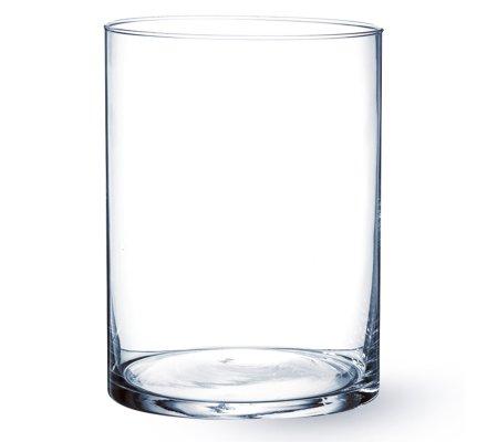 Vase cylindrique (h)20x(d)15cm