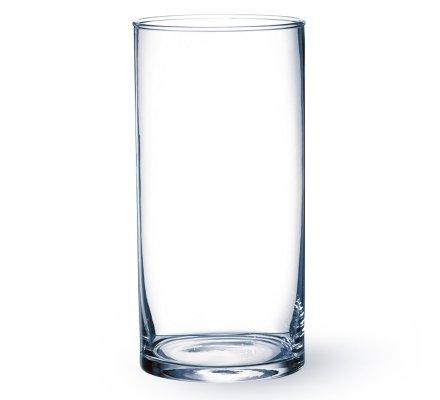 Vase cylindrique (h)25x(d)12cm