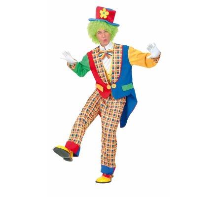 Déguisement homme clown taille M/L