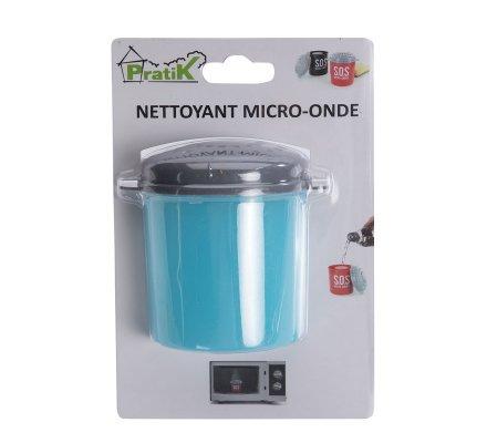 Nettoyeur express pour micro-ondes par vapeur sans produit chimique