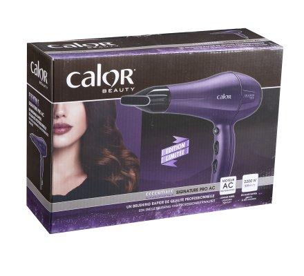 Sèche-cheveux Calor signature pro AC edition limitée 2200W violet
