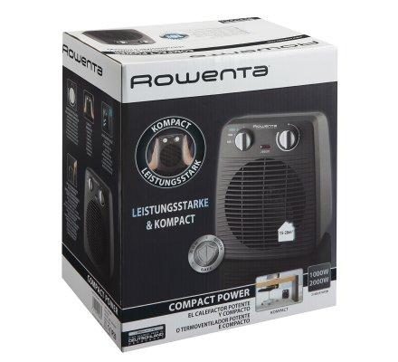 Chauffage, ventilateur d'appoint Rowenta Compact Power 2000W