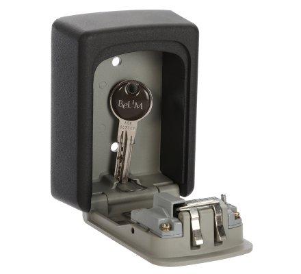 Boite à clés murale sécurisée à code