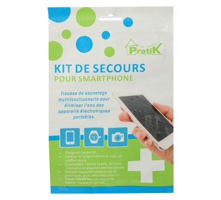 Kit de secours pour smartphone, appareils électriques mouillés