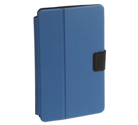 """Étui de protection rotatif tablette universel 7 et 8"""" Targus Bleu"""
