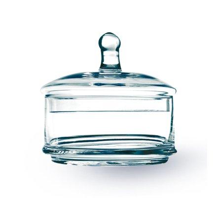 Bonbonnière simple (h)12,5x(d)12,5cm