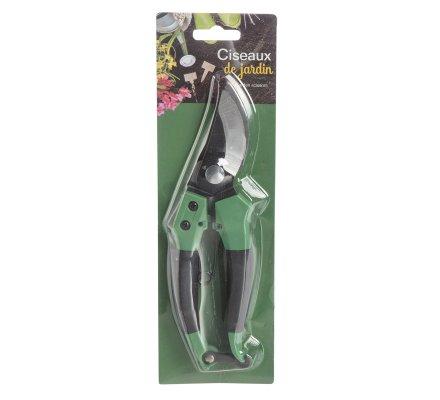 Sécateur, ciseaux de jardin 19cm