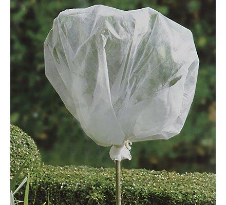 Voile de protection pour plantes et arbustes 30gr/m2 blanc 1mx20m