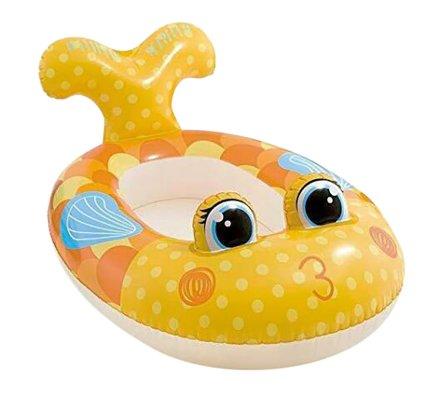 Bouée pour enfant Intex en forme de poisson 117x76cm