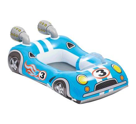 Bouée pour enfant Intex en forme de voiture 107x69cm